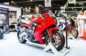 The 35Th Bangkok International Motor 2014