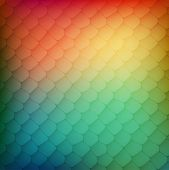 image of cell block  - Abstract background of colored cells - JPG