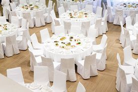 picture of banquet  - Beautifully organized event  - JPG