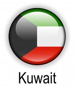 image of kuwait  - kuwait official state flag - JPG