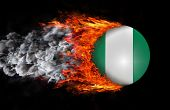 image of nigeria  - Concept of speed  - JPG