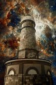 picture of lighthouse  - Photo - JPG
