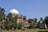 stock photo of british bombay  - British colonial architecture in Mumbai formerly Bombay India - JPG