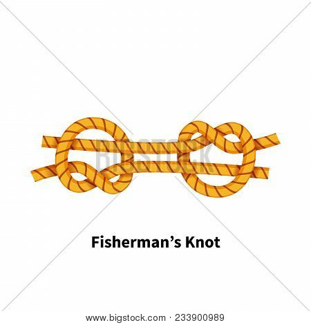 Fishermans Sea Knot Bright Colorful