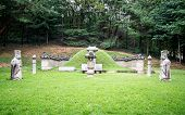 Daebinmyo Tomb Of Lady Jang A Royal Concubine At Seo-oreung Royal Burial Site Of The Joseon Dynasty  poster