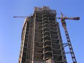 Building Crane poster