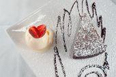 stock photo of torta  - Torta al choccolate - JPG