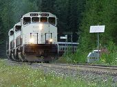 Rocky Mountain Railtours