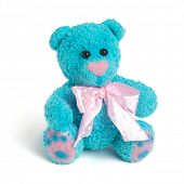 stock photo of teddy  - Classic teddy bear - JPG