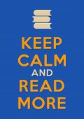 Keep Calm Poster poster