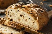 foto of baking soda  - Homemade Irish Soda Bread for St - JPG