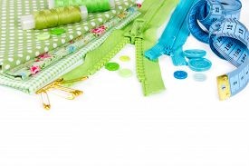 pic of zipper  - Accessories for sewing  - JPG