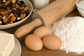 foto of dry fruit  - Cake ingredients - JPG