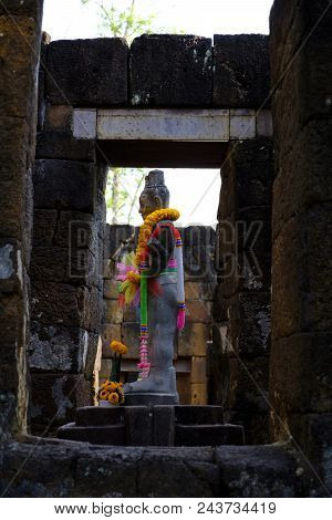 Statue Of Bodhisattva Loki State