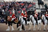 2012, Beating Retreat