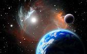 Постер, плакат: Альтернативные Планетная система