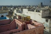 Rooftops Of Rabat