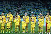 Ukraine National Football Team