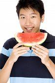 Happy Melon poster