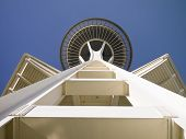 Space Needle Symmetry