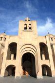 foto of apostolic  - The apostolic stone church in Yerevan Armenia - JPG
