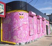 foto of mural  - BROOKLYN - JPG