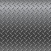 stock photo of alloy  - Vector chrome metal texture  - JPG