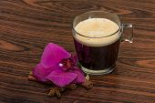 pic of cardamom  - Espresso with orchid beans cinnamon star - JPG