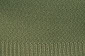 stock photo of knitting  - green knitted background pattern - JPG
