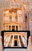 picture of treasury  - travel concept  - JPG