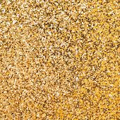 image of gold-dust  - Gold texture glitter background - JPG