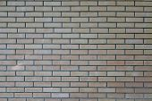 foto of brick block  - Background of brick wall texture cement block - JPG