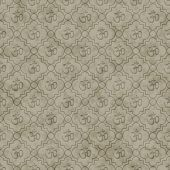 picture of hindu  - Brown Aum Hindu Symbol Tile Pattern Repeat Background that is seamless and repeats - JPG