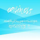 foto of alphabet  - Alphabet letters - JPG