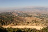 picture of tora  - Hermon Mountain And Golan Heights View - JPG