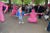 The Invasion At The Greenwich And Docklands International Festival 23Rd June 2012