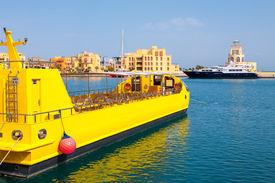 picture of tig  - Boats in Abu Tig Marina - JPG