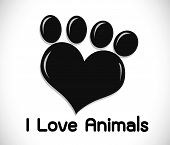 pic of painted toes  - an images of  i love animals  idea - JPG