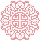 pic of karma  - chinese ornament - JPG