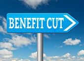 image of social housing  - Benefit cuts tax cut on housing child and social works reduce spending  - JPG