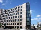 image of business-office  - this is a modern office building  in london - JPG
