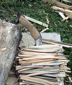 Firewood For Heater