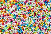 picture of jimmy  - colorful sugar sprinkles - JPG