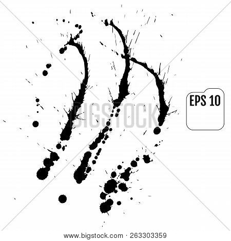 Abstract Vector Background Set For