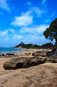 Narrowneck Beach, Devonport, Auckland