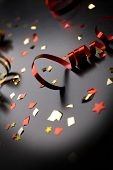 pic of reveillon  - Holiday background - JPG
