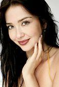 foto of beautiful women  - Beautiful woman - JPG