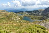 Bulgaria, Kyustendil Region, Rila, Rila Mountains, Lake, Mountain Lakes, The Seven Rila Lakes, Seven poster