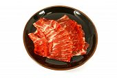 pic of wagyu  - Wagyu Beef Strips Also Known as Kobe Meat - JPG