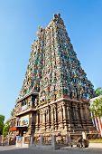 foto of meenakshi  - Menakshi Temple Madurai - JPG